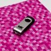USB-minne med lite information om projektet